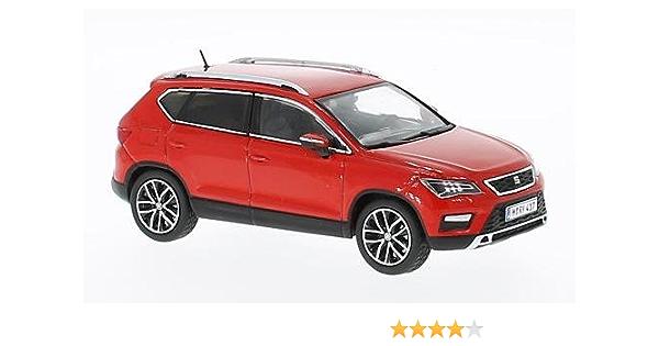 Seat Ateca Rot 2016 Modellauto Fertigmodell Premium X 1 43 Spielzeug