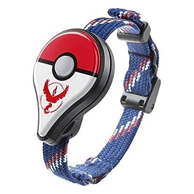 akaddy Dispositivo de Juego con Reloj de Pulsera con Pulsera Bluetooth para Pokemon Go Plus por akaddy