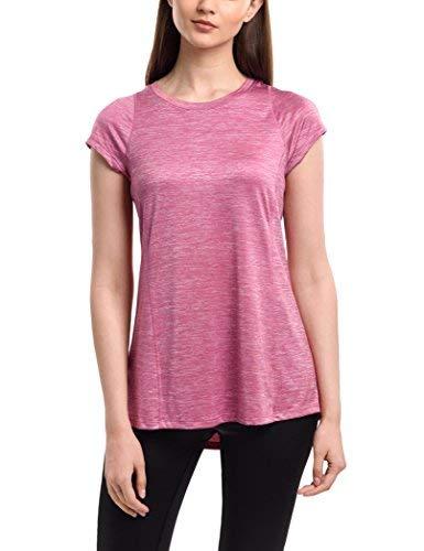 Special Magic Damen T-Shirt, Sport, Rundhalsausschnitt, weit geschnitten, damen, Rosy Mauve, xl
