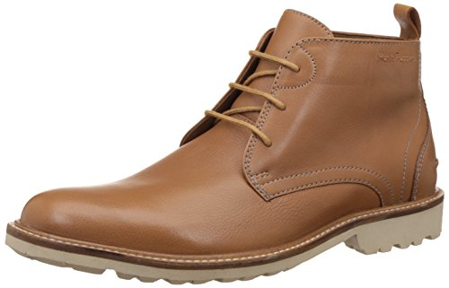 Hush Puppies Men's Debonair Chukka Leather Boots