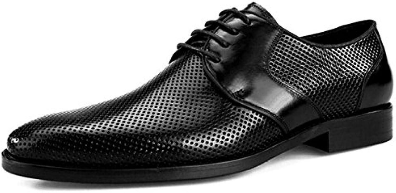 Scarpe da Uomo Traspiranti Tagliate da Uomo Scarpe Scarpe Scarpe Eleganti da Lavoro in Pelle Scarpe da Sposa Casual | Ultima Tecnologia  | Gentiluomo/Signora Scarpa  ad85aa