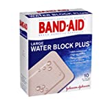 Best Band-Aid Bandages - Band-Aid Bandages Water Block Plus Large Review