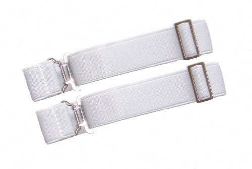 white-elasticated-kilt-sock-hose-garters-perfect-for-dancers-and-pipers