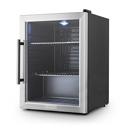 klarstein beersafe xl minibar mini k hlschrank getr nkek hlschrank 60 liter leise 42. Black Bedroom Furniture Sets. Home Design Ideas