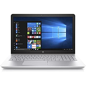 """HP Pavilion 15-cc501nl Notebook, Display da 15.6"""", Processore Intel i5-7200U, 2.5 GHz, SDD da 256 MB, 12 GB di RAM, nVidia GeForce 940MX, Oro Setoso"""
