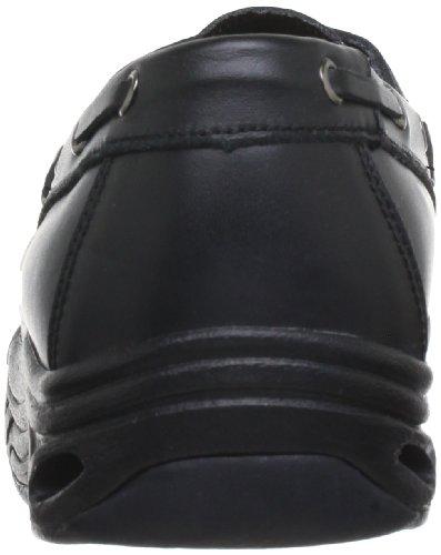 Chung Shi AuBioRiG Comfort Step Nicolas 9103305, Chaussures Marche nordique homme Noir - V.3