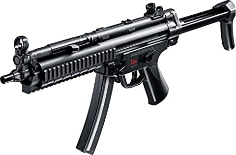 Heckler & Koch MP5 A5 RAS EBB H&K Metall Gear Box AEG ELEKTRISCH Gewehr