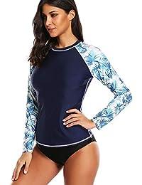 promo code ce2f3 b58d3 Suchergebnis auf Amazon.de für: schwimmshirt - Damen: Bekleidung