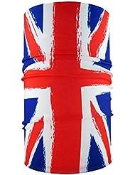 HeadLOOP Multifunktionstuch Verschiedene Flaggen Schal Halstuch Schlauchtuch