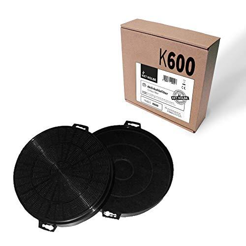 K600 Aktivkohlefilter - für KKT KOLBE, Baumatic und diverse