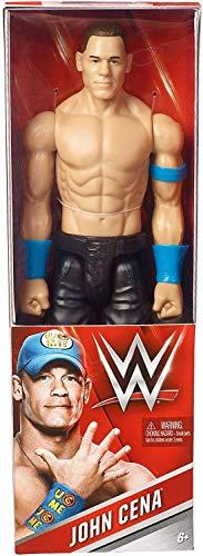 Collector True Moves - John Cena- Action-Figur mit großem Massstab und großer Haltung, ca. 12