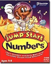 JumpStart Numbers (輸入版)