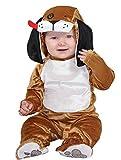 Foxxeo Baby Hund Kostüm Babykostüm Hundekostüm Hunde Tier Kinderkostüm Kinder Größe 86/92