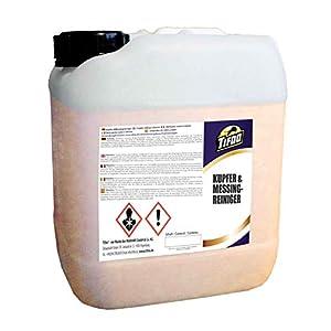 Kupferreiniger/Messingreiniger (5000 ml) – Metall reinigen, Politur, Tauchbad