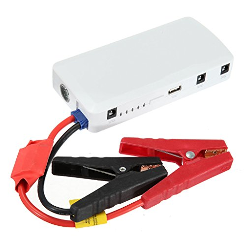 MRSLIU Car Jump Starter 400A Peak 10000Mah Dispositivo