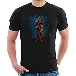 Cloud City 7 Seven Deadly Sins Greed Men's T-Shirt