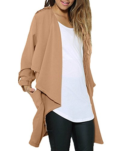 Women's Waterfall Cardigan: Amazon.co.uk