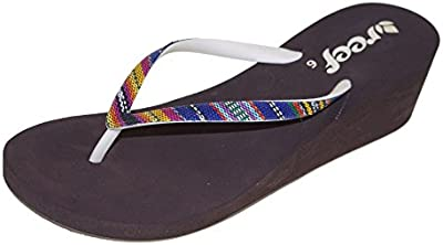 REEF - GUATEMALAN KRYSTAL STAR 1304 - Brown Blue Multi