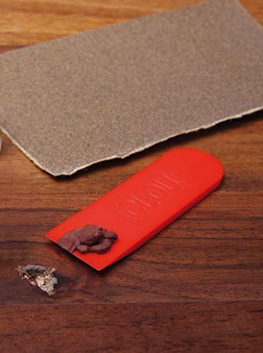 Juego de esp/átulas para pintura 3 unidades, mango de dos materiales Color Expert 91170150