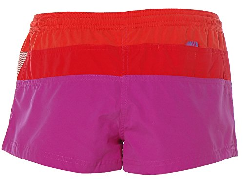 Adidas Short rty Damen Rot