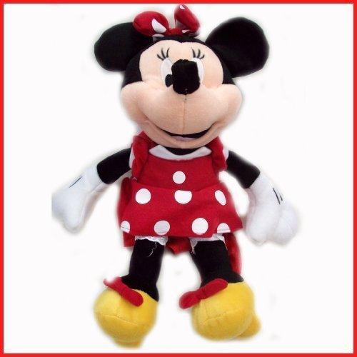 Disney Minnie Maus Plüsch Puppe - Kuscheltier - Maus Puppen Minnie