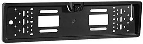 Amzdeal Funk Rückfahrkamera Nummernschild Kennzeichen Einparkhilfe Kabellos mit 170 Sichtwinkel IP67 Wasserdicht HD Nachtsicht Funktion