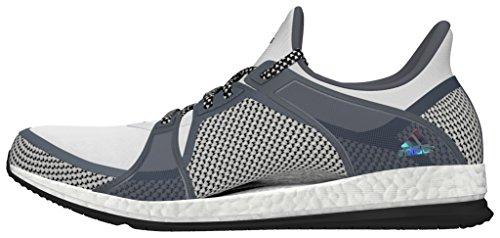 adidas Pure Boost X TR, Scarpe da Fitness Donna Bianco (Ftwbla / Negbas / Onix)