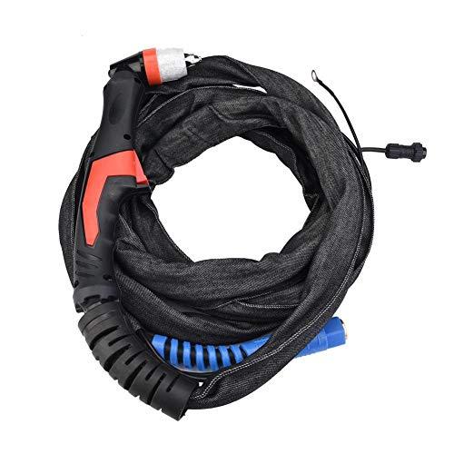 Plasmaschneidbrenner, Plasmaschneidbrenner Schneidpistole P80 Schweißpistole Lichtbogenschneidemaschine (4M)