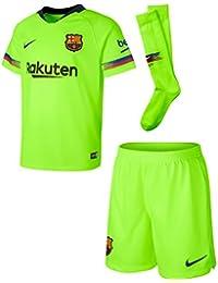 Nike Conjunto de Niños 2ª Equipación FC Barcelona ...