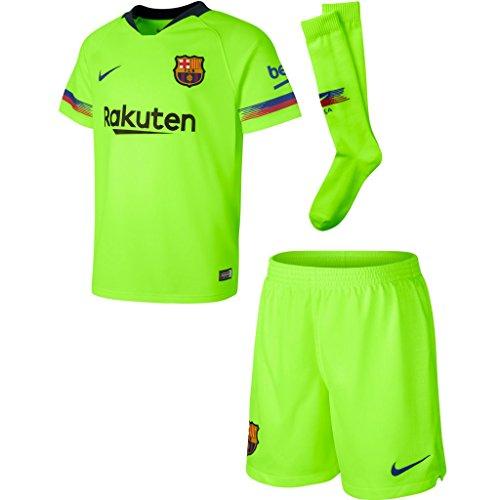 Nike Conjunto de Niños 2ª Equipación FC Barcelona 18 19 eb511d20a1b8a