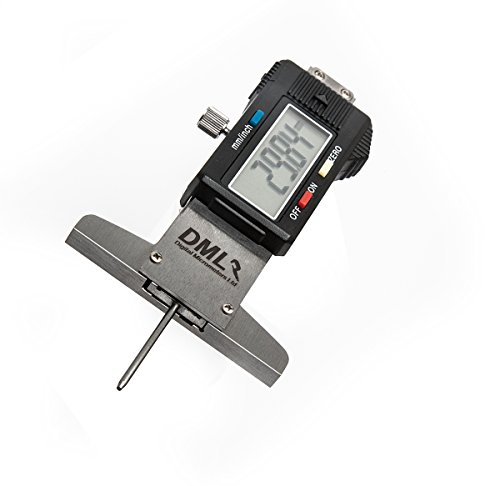 Digital Micrometers - Medidor profundidad digital