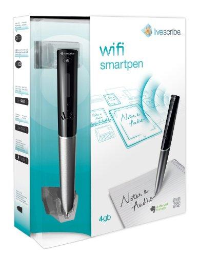 Livescribe APX-00014 4GB WiFi Smartpen