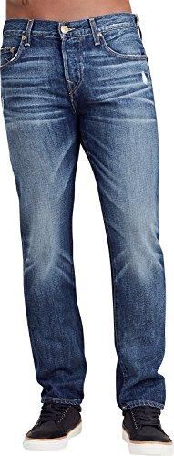 Bristol Crystal (True Religion - - Rocco Männer Jeans mit geradem Schnitt, 40, Crystal Traveler)