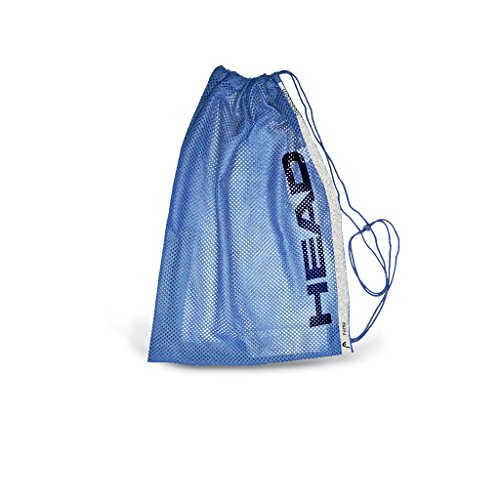HEAD Training Mesh Bag Unisex, Unisex, schwarz/hellgrau, Einheitsgröße