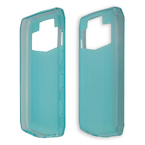 caseroxx TPU-Hülle für Ulefone Power 5 / Power 5s, Tasche (TPU-Hülle in hellblau)
