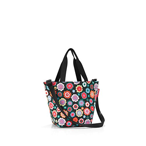 reisenthel shopper XS printed happy flowers Maße: 31 x 21 x 16 cm / Volumen: 4 l Xs Flower