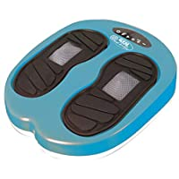 BEST DIRECT Leg Action Original aus Dem TV-Werbung - und Beinmassagegerät mit Fernbedienung 15 Intensitätsstufen zur Verbesserung der Durchblutung und Linderung von Schmerzen