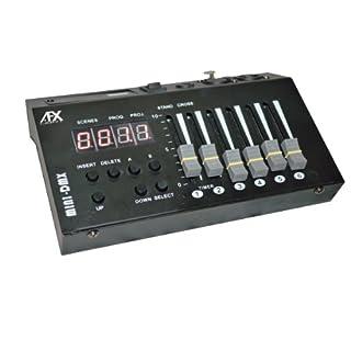 Afx 15-1843 Mini DMX Controller