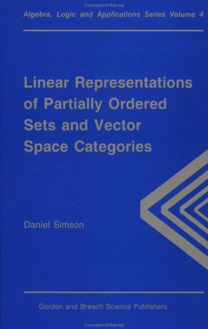 Linear Representations of Partially Ordered Sets and Vector Space Categories