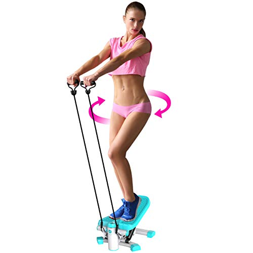 41RE5zME gL. SS500  - LY-01 Steppers Stepper Home,fitness Equipment Mute Stovepipe Mini Multi-function Exercise Pedal Machine