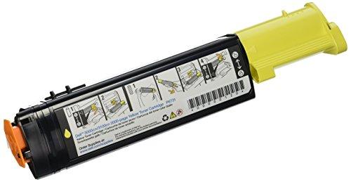 Preisvergleich Produktbild Dell Toner gelb, 2.000 Seiten, für 3000cn/3100cn