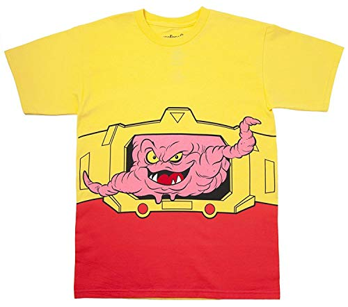 Turtles I Am Kraang Erwachsene gelb T-Shirt (Small) ()