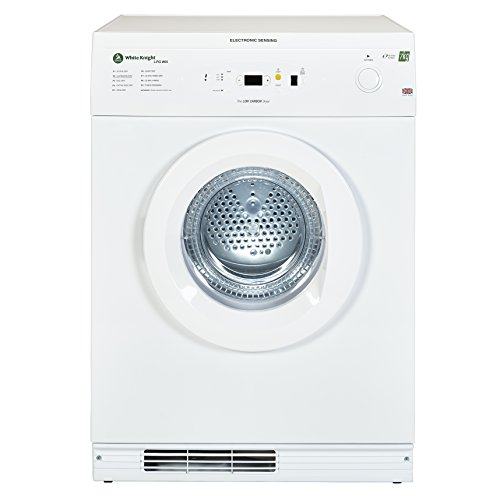 White Knight LPG86A Gas Tumble Dryer