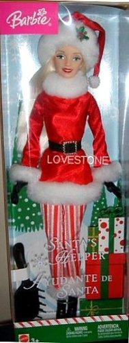 Barbie Santa's Helper