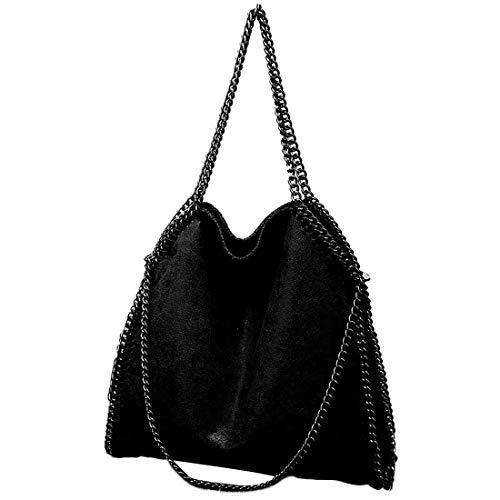 LIRENSHIGE ,  Damen Tasche, Schwarz - Schwarz - Größe: One Size