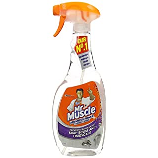 Mr Muscle Advanced Power Showershine 750 ml (Pack of 6)