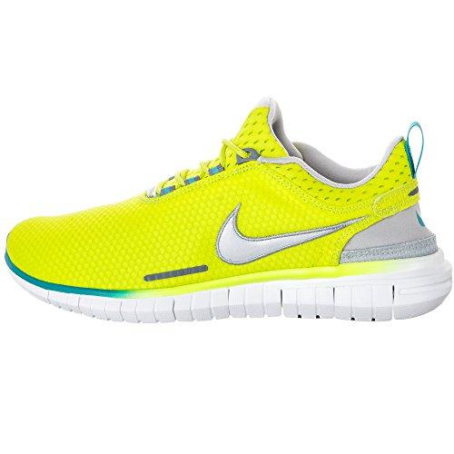 Nike Free OG '14 Breeze (644394-400) gelb,grau,weiß