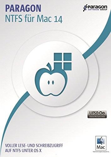 NTFS für Mac 14 - Uneingeschränkter Zugriff auf NTFS-Laufwerke! macOS 10.13 bis 10.8 [Download]