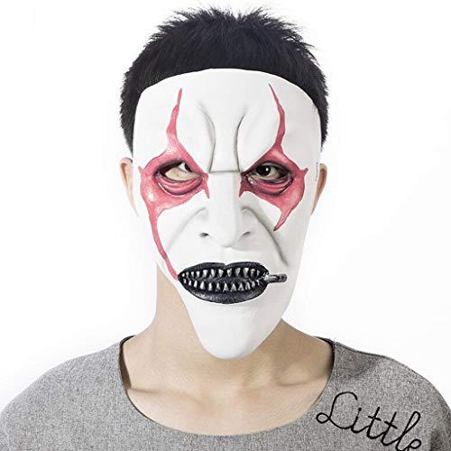 Gruselig Jackolantern Erwachsene Kostüm - DING Erwachsene Horror Clown Joker Stephen