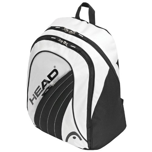 Head Rucksack Core 37 Liter Black/White